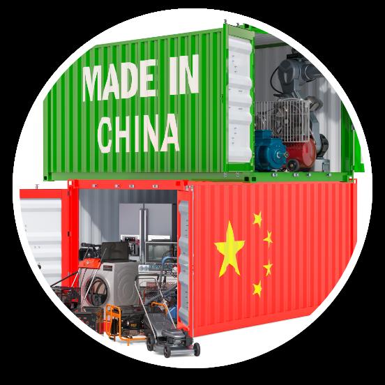 中国メーカーが直接参入してきて価格競争で太刀打ちできない。
