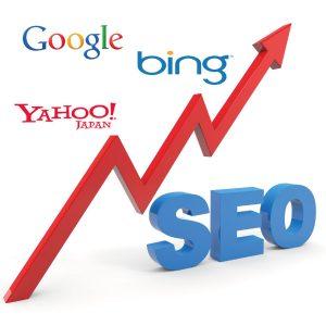 Google検索順位の変動