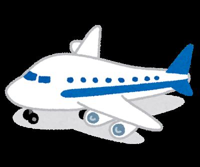 航空便送料について(2020/06/11現在)